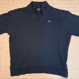 Vineyard Vines Men's Quarter Zip Up